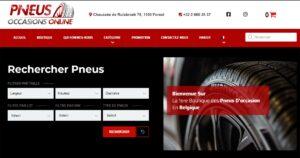 Pneus Belgique Marques Premium de Pneus Occasions Online de toutes dimensions disponibles Pneus été, hiver, 4 saison, SUV/4x4 Livraison gratuite en Belgique